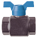 Arctic Ice Resistant Ball Valves