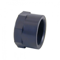 ¾'' BSP Threaded Cap - PVCu Pressure Pipe