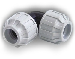 110mm MDPE Elbow