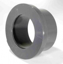 125mm Stub Flange - Solvent Joint - PVCu Pressure Pipe