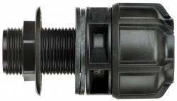 "Tank Connector 25mm MDPE - ¾"" Male BSP"
