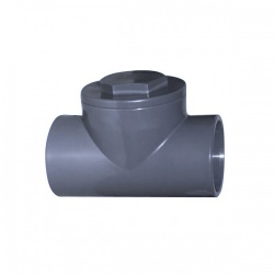 63mm Check Valve - Solvent Socket - PVCu Pressure Pipe