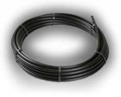 180mm PE100 SDR17 10Bar Black x 100m coil