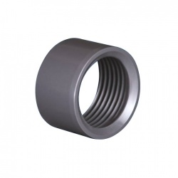 63mm x 1½'' Female BSP Reducing Bush - PVCu Pressure Pipe