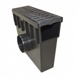 Sump Unit for DC907 Channel Plastic Grate