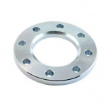 140mm x 5'' (DN125) Galvanised Backing Ring