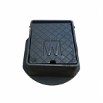Water Surface Box - Cast Iron - 127mm x 152mm x 75mm deep