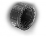 ½'' BSP Threaded Cap