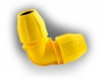 32mm Gas MDPE Elbow