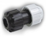 20mm MDPE x 15-22mm Universal Transition Coupling