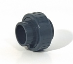 63mm 3 Piece Union - Solvent Joint - PVCu Pressure Pipe
