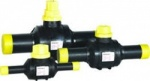 32mm PE Isolating Valve SDR11